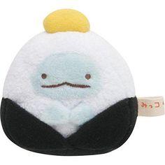 NEW Soft Stuffed Toy Mini Lizard Rice Ball San X Sumikko Gurashi Animal Plush | eBay