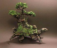 Earth turtle, Ellen Jewett