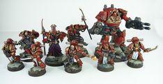 Pre-Heresy Thousand Sons by Proiteus.deviantart.com on @deviantART