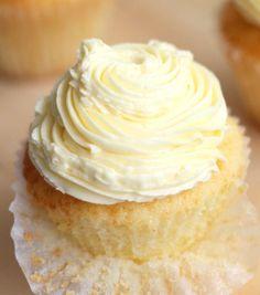 Magnolia's Vanilla Cupcake - best cupcake ever