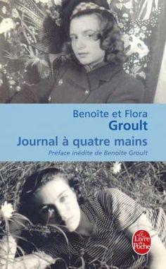 Journal à quatre mains Book 1, Books To Read, Groult, Journal, Author, Reading, Movie Posters, Lus, Amazon Fr