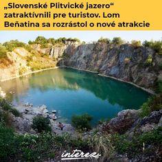 Na východe nie sú iba Tatry a Košice. Tieto miesta musíš raz navštíviť Water, Outdoor, Gripe Water, Outdoors, Outdoor Games, The Great Outdoors