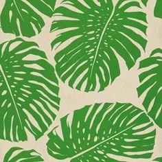 Cowtan & Tout Wallcoverings   ... velvet palm leaf eco wallpaper dandelion mobile wallpaper porcelain