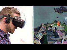 951ae383f91 Introducing the Santa Cruz Prototype · Vr GamesVr HeadsetOculus ...