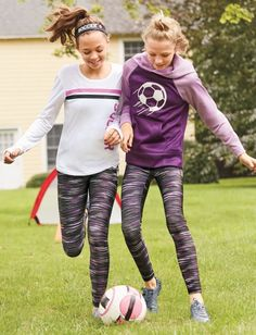 Sports Pullover Hoodie | Girls Tops Activewear | Shop Justice