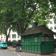 """Historic England lists London cabbies' hut and Yorkshire """"hobbit's home"""""""