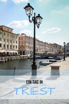 Ein spontaner Trip an die Adria: Auf an die Hafenstadt Triest!