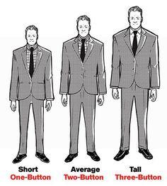 Suits for Short and Thin Men / Suits for Short Man - Suits for Average - Suits for Tall Suits For Short Men, Big And Tall Suits, Mens Suits, Groom Shirts, Best Mens Fashion, Men's Fashion, Fashion Tips, Most Stylish Men, Short Torso