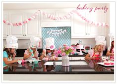 Maybe for the girls 4th birthday.
