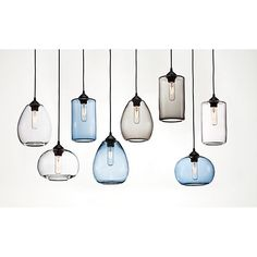 Sky Hand-blown Pendant - Modern Pendants - Modern Lighting - Room & Board