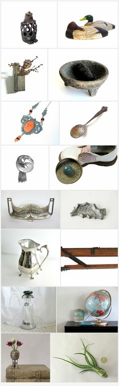 May Finds by Tracey Ghazal on Etsy