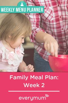 The Parenting Community Connecting & Celebrating Every Mum - everymum Family Meal Planning, Family Meals, Asian Chicken Thighs, Weekly Menu Planners, Vegetable Pot Pies, Keep Recipe, Easy Stir Fry, Smoked Fish, Creamy Pasta