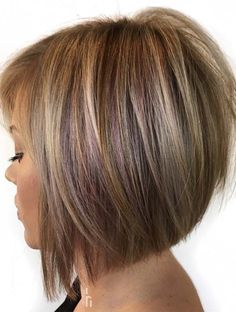 """"" 36 Best Short Bob Haircuts and Hairstyles for Beautiful Women – Page 19 of 33 – … """" Cortes De Cabelo Bob CurtoCortes De Cabelo Bob CurtoCortes De Cabelo Bob Curto """" Cute Bob Haircuts, Bob Haircuts For Women, Bob Hairstyles For Fine Hair, Hairstyles Haircuts, 2018 Haircuts, Stacked Bob Hairstyles, Modern Hairstyles, Modern Haircuts, Popular Haircuts"
