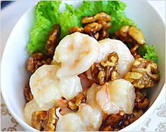Honey Walnut Shrimp | Easy Asian Recipes at RasaMalaysia.com go to page 2 to get the recipe