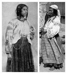 * Russian Gypsy circa 1930 *
