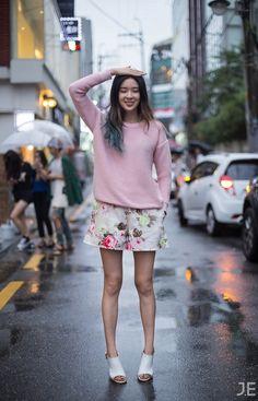 Streetstyle: Irene Kim shot by Jonney Eun