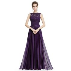 Cheap Prom Dresses Long 2018 Women's Navy Blue A-line Lace Sleeveless Round Neck Prom Long Elegant Dresses for Wedding Guest Wedding Evening Gown, Long Evening Gowns, Elegant Wedding Dress, Elegant Dresses, Wedding Dresses, Formal Wedding, Evening Bags, Wedding Hair, Party Dresses