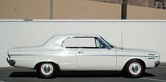 Unbelievable, my mom drove 7 of us to Florida in a Dodge Dart just like this one without air-conditioning.