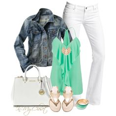 Casual with a Touch of Glam