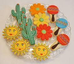 https://flic.kr/p/EoWXw2 | Fiesta Cookies