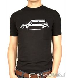 Mini Cooper S. I need this shirt to wear @ the car meets