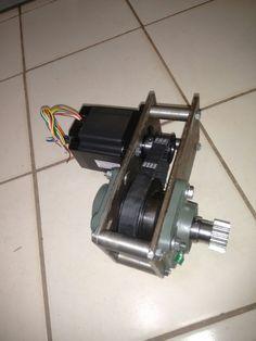 Diy Cnc Router, Cnc Lathe, Lathe Machine, Machine Tools, 5 Axis Cnc, Cnc Plans, Cnc Projects, Robot Design, Homemade Tools