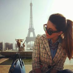 Paris makes everything a little more stylish.