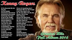 Kenny Rogers Greatest Hits Collection | Best Of Kenny Rogers - YouTube