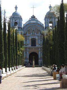 Ocotlan de Morelos & ex-convent