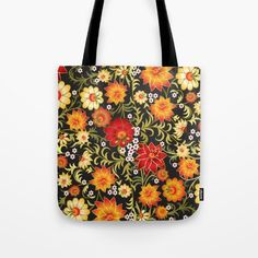 #shabby #flowers #floral #totebag Available in different #giftideas products. Check more at society6.com/julianarw