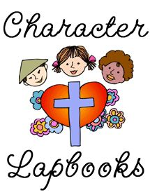 Character Lapbooks FREE printable