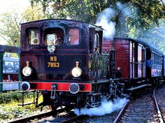 Alle Größen | Najaarsstoom Haaksbergen-Boekelo | Flickr - Fotosharing! Mbs, Trains, Museum, Photo And Video, World, Pictures, The World, Museums, Train