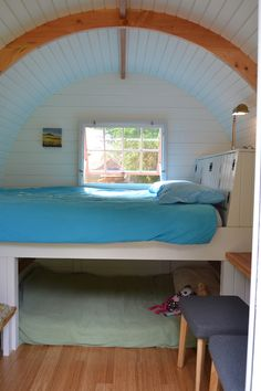 the-bowtop or bow roof would be great on a tiny house