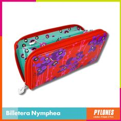 #Billetera Nymphea #DíaDeLaMujer  Pylones Colombia