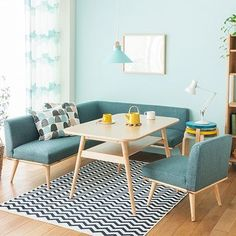 49 Lovely Small Living Room Decor Ideas For Your Apartment Elegant Living Room, Cozy Living Rooms, Living Room Sofa, Living Room Furniture, Living Room Decor, Small Living, Home And Living, Sofa Furniture, Furniture Design