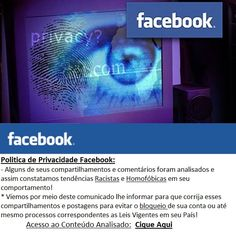 (71) GloboMail Pro :: 🔒 Facebook - Politica de Privacidade (98754). (65820)