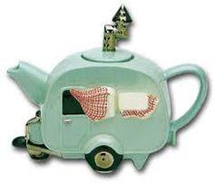 teapots - Caravan