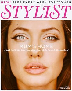 This magazine shows brilliant outfits and styles of the season. I often go out to buy things I find in here