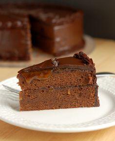 Sacher Torte.