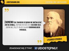 #lysander #spooner #anarchoindywidualista #anarchoindywidualizm #secejonizm #anarchia #anarchizm #dobrowolnosc #libertarianizm #brak #zaufania #dla #rzadu #anty #rzadowi #etatyzmowi