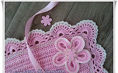 Una copertina rosa a uncinetto: i tutorial di Camilla