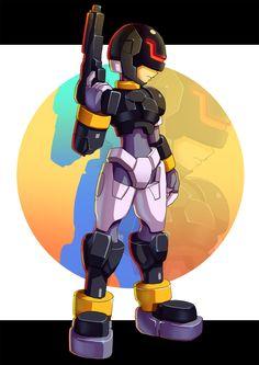 Megaman RC by ultimatemaverickx.deviantart.com on @deviantART