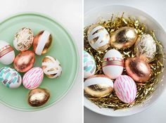 These eggs are gorgeous!