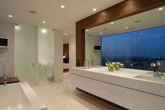 Bancada de Banheiro Moderno