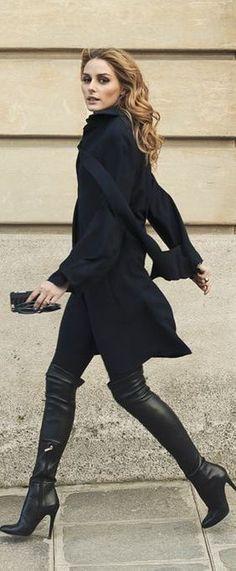 Olivia Palermo's Street Style.