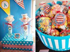 Dr Suess...cute party favors