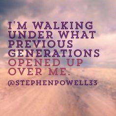 #generations #generationalblessing #blessing #breaking #open heavens