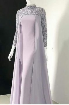 Ideas dress brokat syari for 2019 Ideas dress brokat syari . Ideas dress brokat syari for 2019 Ideas dress brokat syari for 2019 Hijab Gown, Hijab Dress Party, Abaya Fashion, Muslim Fashion, Fashion Dresses, Kebaya Dress, Dress Pesta, Mode Abaya, Mode Hijab