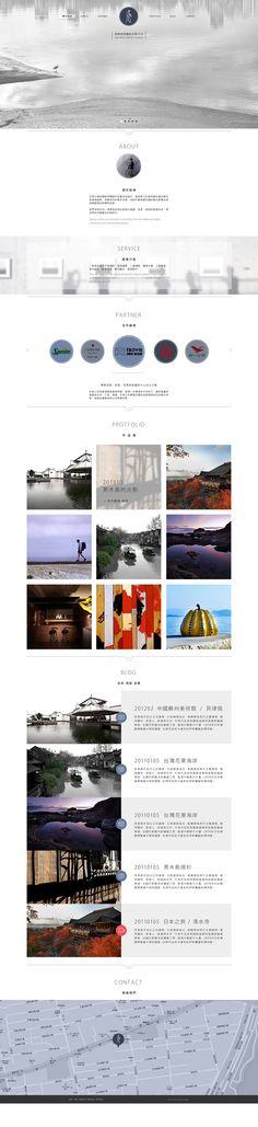 #web #design #layout #UX HsiaoFan Chen on Behance