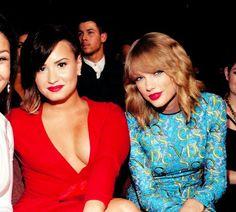 Taylor Swift & Demi Lovato